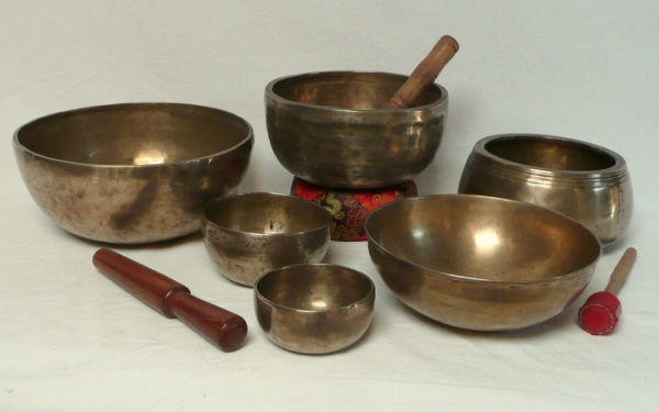 Tradition et usage des Bols chantants